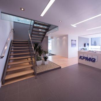 Édifice le 500 Grande Allée, Bureaux KPMG