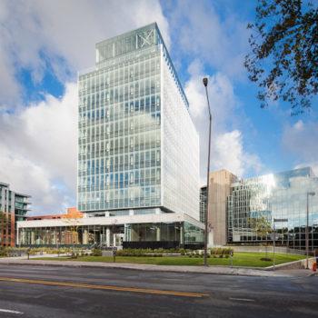 The 500 Grande-Allée building
