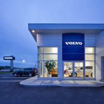 Volvo, Québec