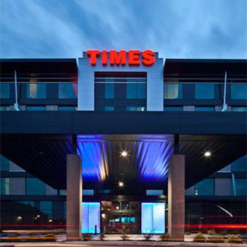Times Hôtel, Sherbooke