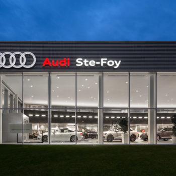 Audi Ste-Foy – Centre de services & Ventes